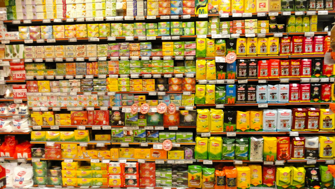 Grocery Stores - PICS – Phyle Inventory Control